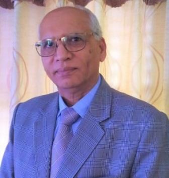 Prof. Dr. Shrikrishna Giri
